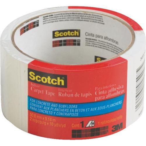 3m 343 Scotch Indoor Carpet Tape 2 Quot X10yd Carpet Tape