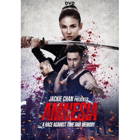 Jackie Chan Presents: Amnesia (DVD)