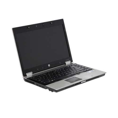 "Refurbished HP EliteBook 8440p Notebook PC - Intel Core i5 520M 2.4GHz, 4GB DDR3, 250GB HDD, DVDRW, 14"" Display, Windows 7 Professio"