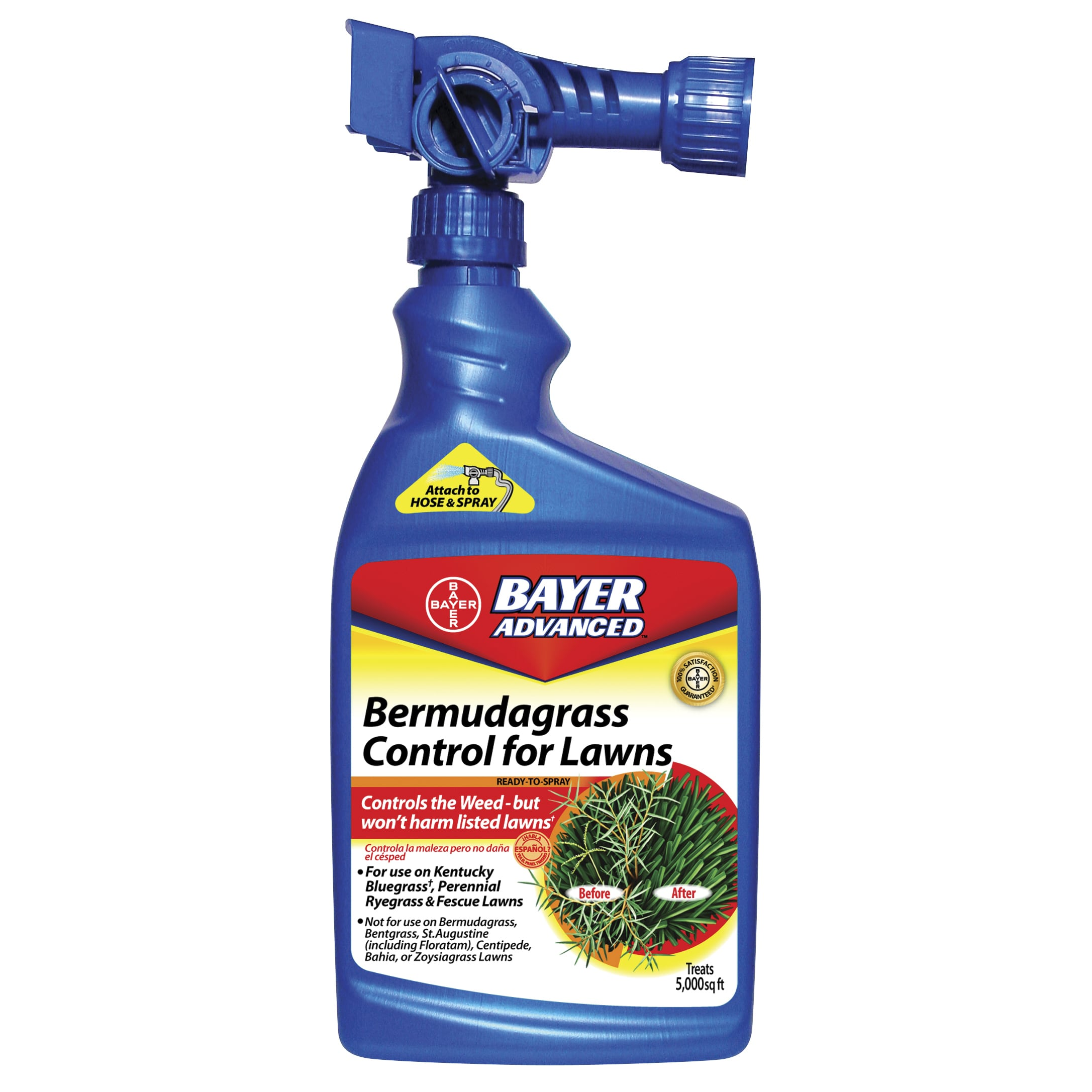 SBM LIFE SCIENCE CORP Advanced Bermuda grass Control, 32-oz. 704100B