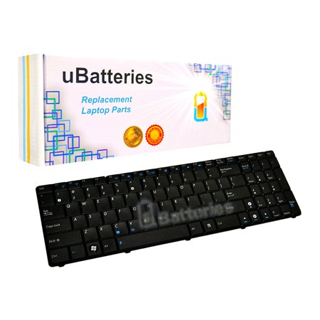 UBatteries Laptop Keyboard Asus F52 F90 K50 K51 P50 -