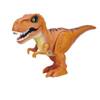 Robo Alive Attacking T-Rex Dinosaur Battery-Powered Robotic Toy by ZURU (Color may vary)