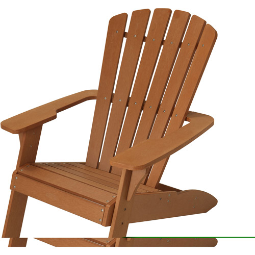 Lifetime Adirondack Chair Brown Walmart
