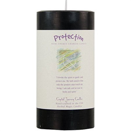 Herbal Pillar Candle - 6