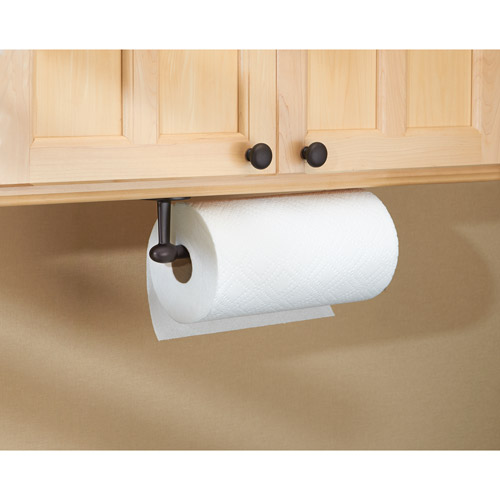 Orbinni Wall Mounted Paper Towel Holder Walmartcom