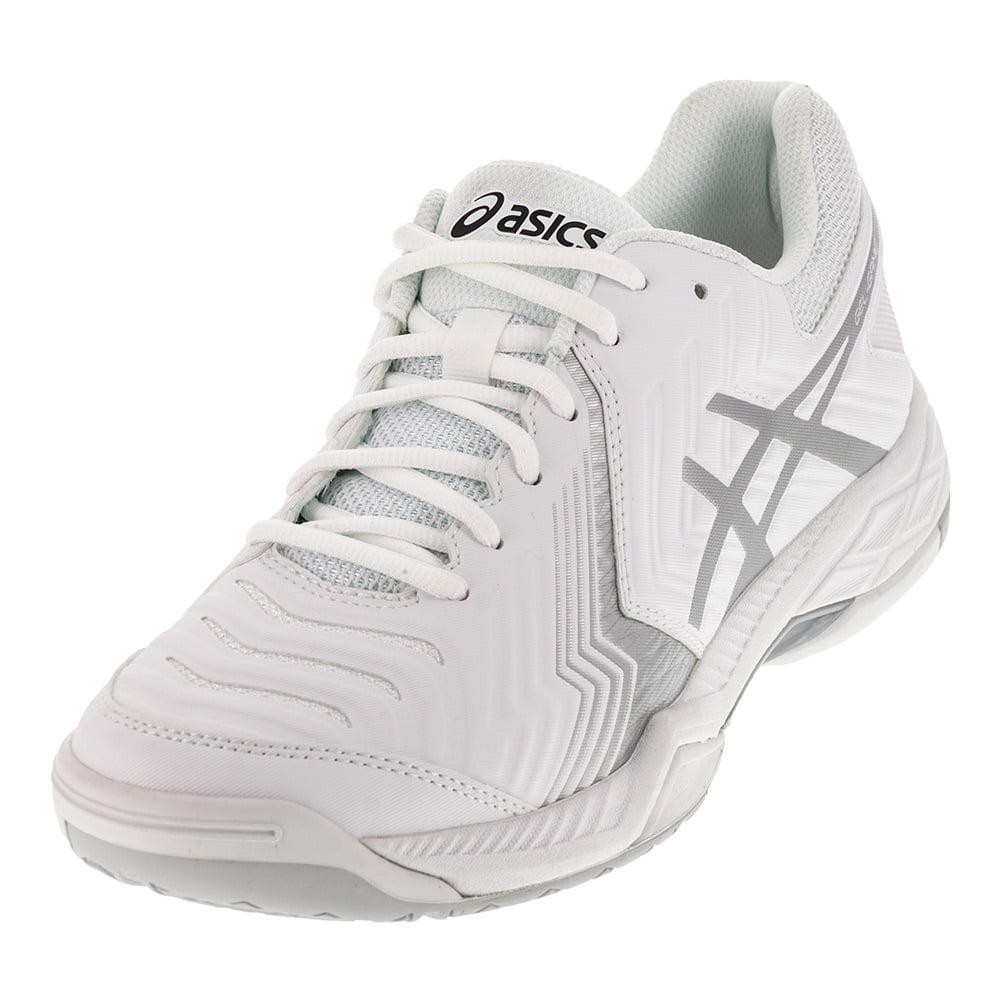 women's gel-game 6 tennis shoes white
