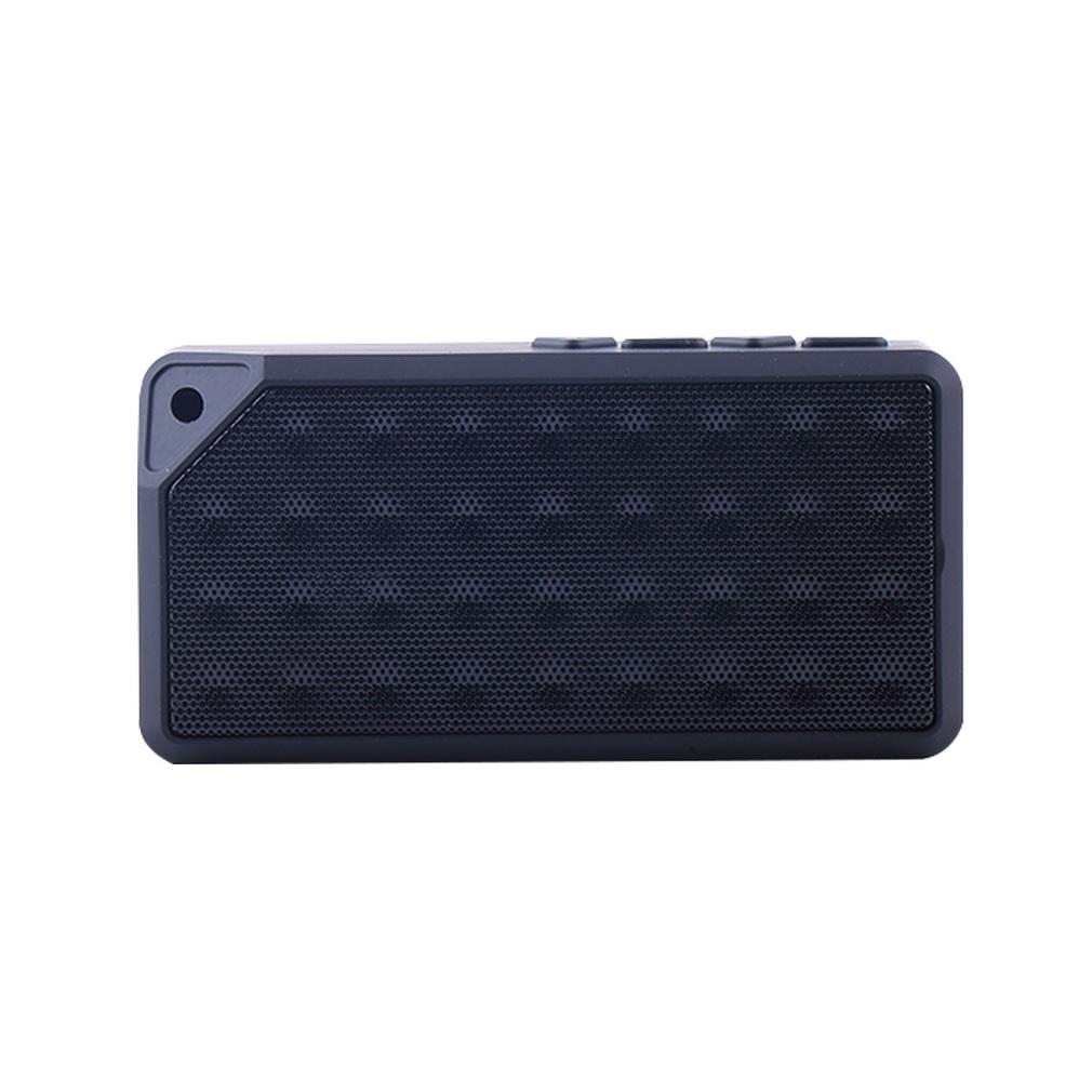 Black Mini Portable Bluetooth Wireless Speaker FM Radio For iphone Cellphone Tablet