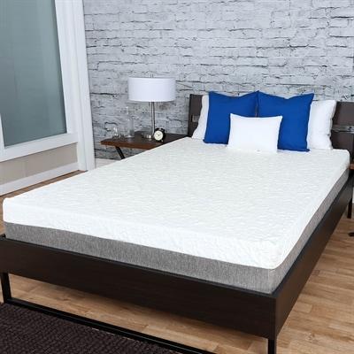 Premier Sleep Products US10 Embrace 10-in Medium Firm Memory Foam Mattress