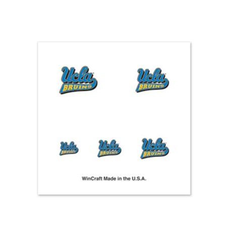 - Ucla Bruins Fingernail Tattoos - 4 Pack