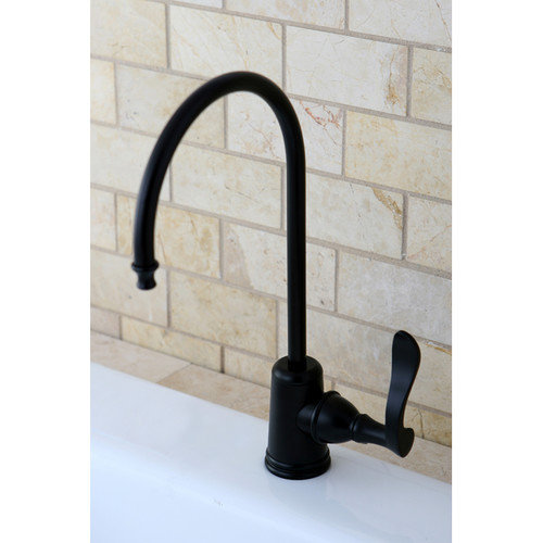 Kingston Brass Century Single Handle Water Filtration Faucet
