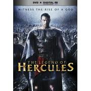 The Legend of Hercules (DVD) (Movie Hercules 2017)