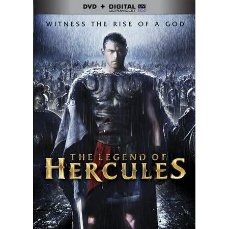 The Legend of Hercules (DVD) - Movie Hercules 2017