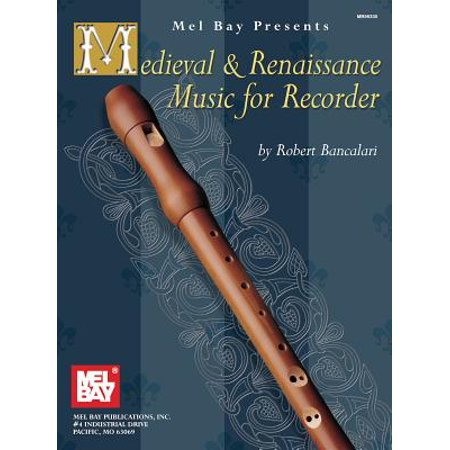 Medieval & Renaissance Music for - French Recorder Music