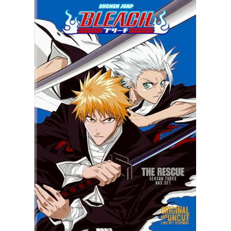 Bleach Box Set 3 (DVD) (Halloween Collector's Box Set)