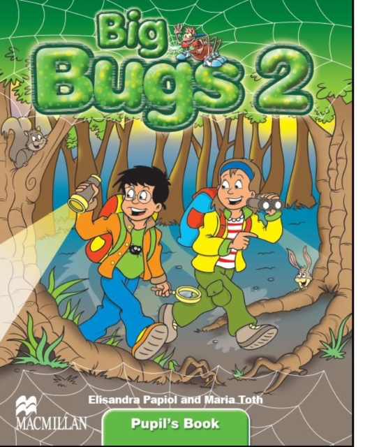 Big Bugs 2 Pupils Book: Level 2 (Paperback) by