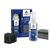 Shoeboy's Power Cleaner Set - Power Cleaner Foam, Duo Foam Sponge & Mesh Sponge
