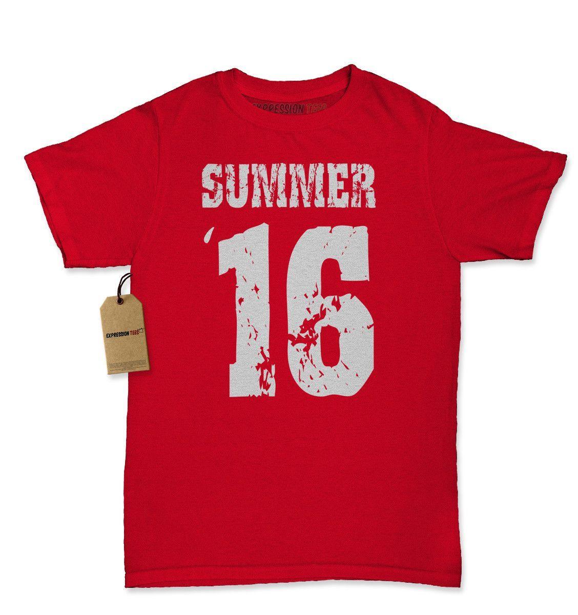 Summer '16 Summer 2016 Womens T-shirt