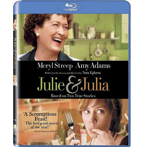 Julie & Julia (Blu-ray) (With BD-Live) (Widescreen)