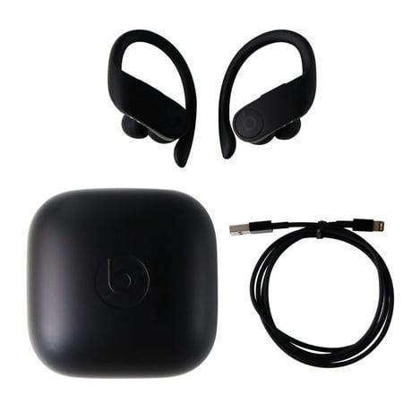 Beats by Dr. Dre Powerbeats Pro Totally Wireless Earphones - Black (MV6Y2LL/A) (Refurbished) ()