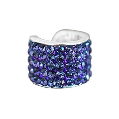 CharMED Crystal Stethoscope Charms, Violet (Crystal Violet Test)