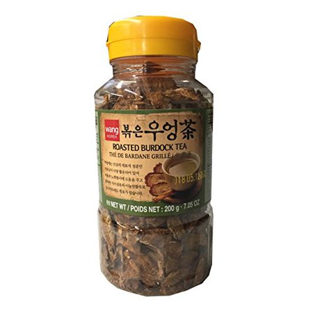 Wang Korea Natural Tea (Roasted Burdock, 2 Pack)