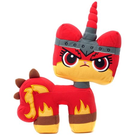 Lenox Kitty Cat (The LEGO Movie 2 Angry Kitty Plush )