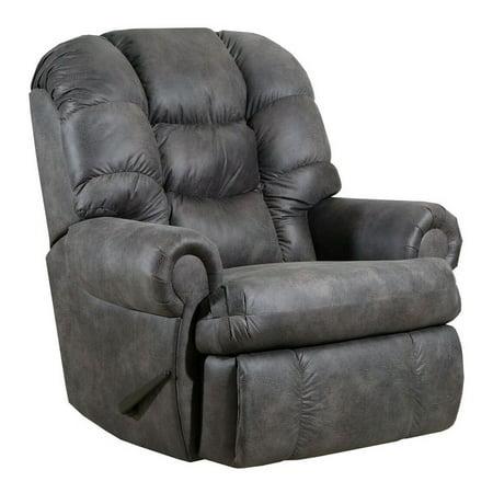 Lane Furniture Stallion Recliner.  Big Man Comfort King Wallsaver Recliner. Ext. Length 79