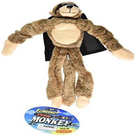 Flingshot Slingshot Flying Screaming Monkey ()