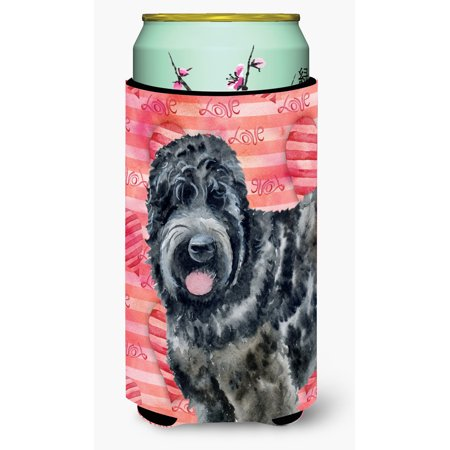 Black Russian Terrier Love Tall Boy Beverage Insulator Hugger BB9764TBC