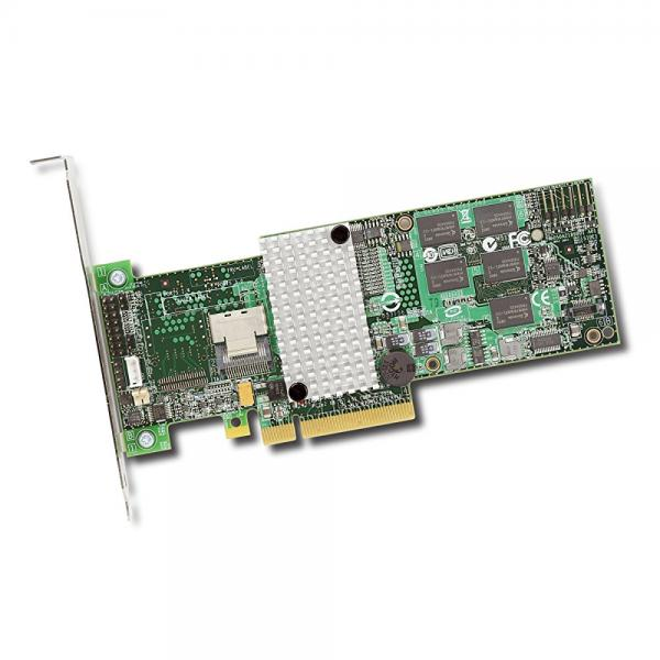 SAS9260-4I Kit Raid 4PORT Int 6GB Sas/sata Pcie 2.0 512MB