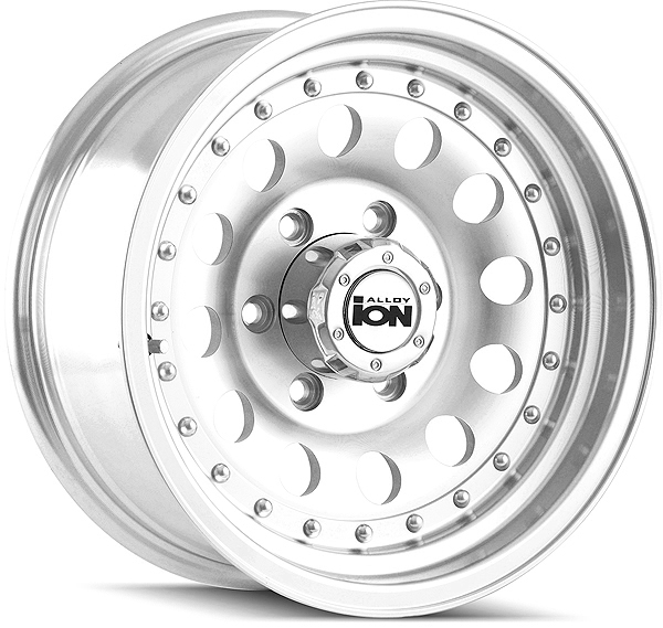 "15"" Inch ION 71 15x8 5x127(5x5"") -19mm Machined Wheel Rim"
