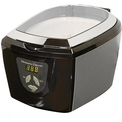 Haier Ultrasonic Jewelry and CD / DVD Cleaner