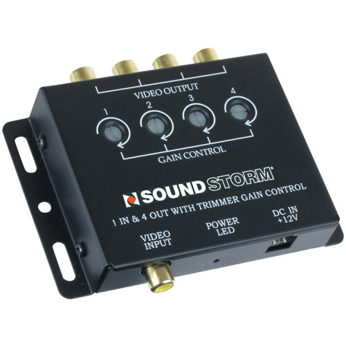 Soundstorm SVA4 Video Signal Amplifier
