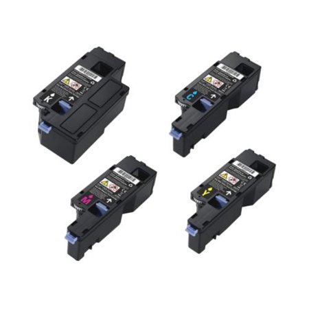 Compatible Dell E525W Combo Toner Cartridges By Superink - image 1 of 1