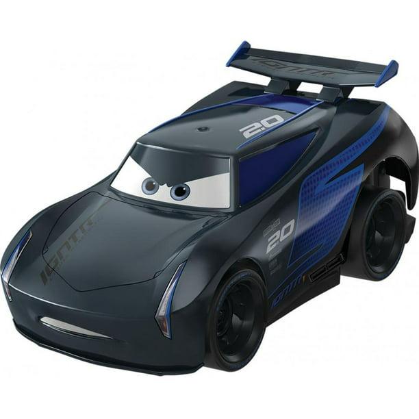 disneypixar cars turbo racers jackson storm vehicle