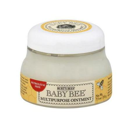 Burt's Bees Baby Bee Multipurpose peau Pommade 7,50 oz (pack de 2)