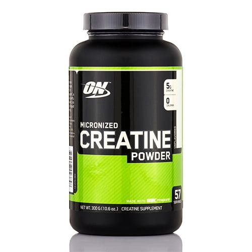 Micronized Creatine Powder - 10.6 oz (300 Grams) by Optimum Nutrition