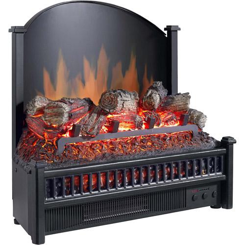 Pleasant Hearth Electric Log Insert with Heater, LI-24
