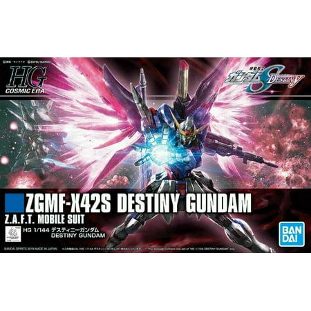 Bandai Hobby Gundam SEED HGCE #224 Destiny Gundam HG 1/144 Model -