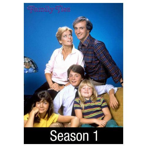 Family Ties: Season 1 (1982)