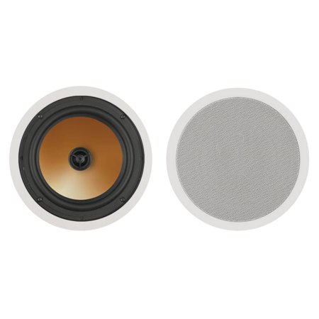 Bic America Ht8c 8   2 Way Acoustech Series Ceiling Speaker