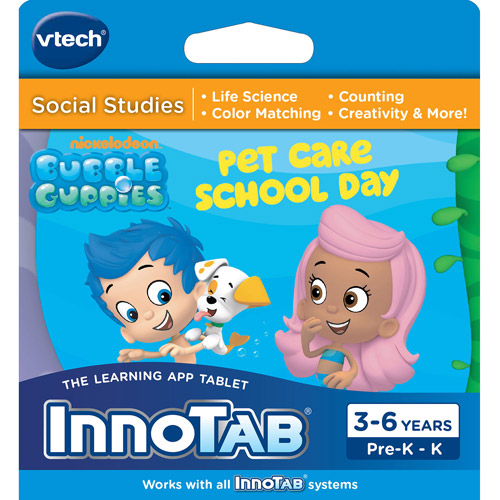 Vtech Innotab Software Bubble Guppies