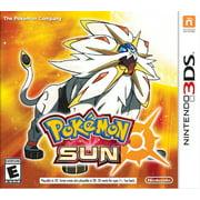Pokemon Sun, Nintendo, Nintendo 3DS, 045496743925
