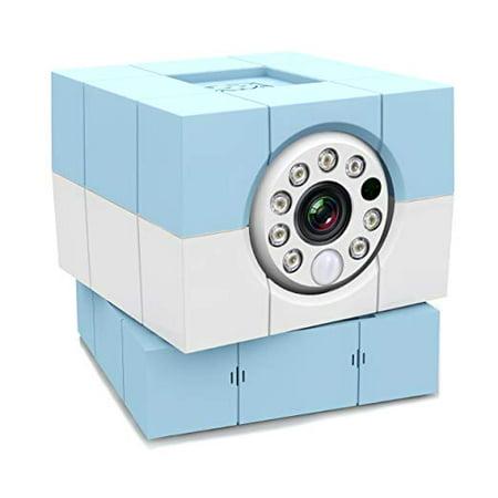 amaryllo icam ibabi hd world first skype hd wireless ip camera (blue/white)