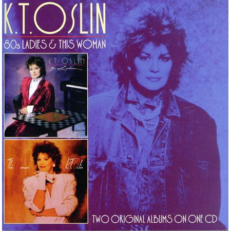 80s Ladies / This Woman (CD)](80s Halloween Music)