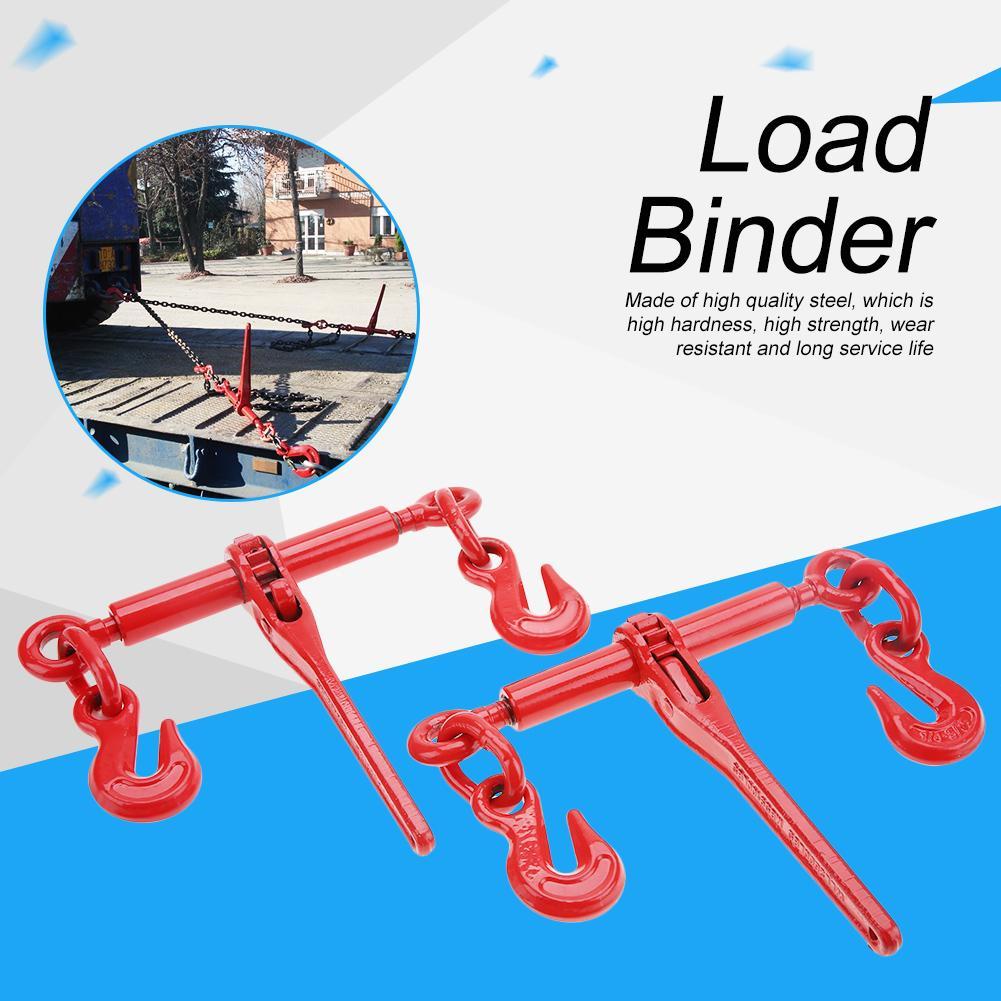 Mgaxyff 2Pcs Ratchet Load Lever Binder 1/4