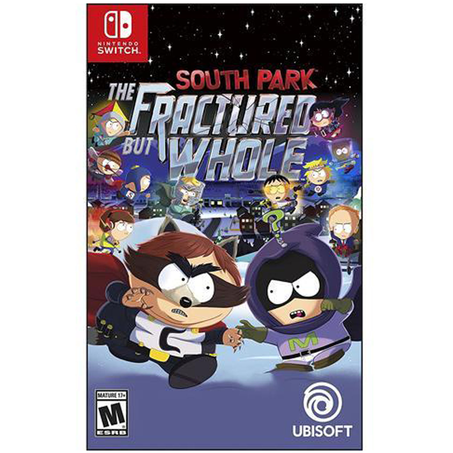 South Park: The Fractured But Whole, Ubisoft, Nintendo Switch, 887256033675