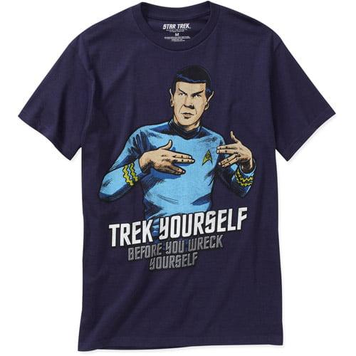 Men's Trek Yourself Graphic Tee
