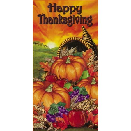 Decoration Door Kit - Happy Thanksgiving By Harvest Time