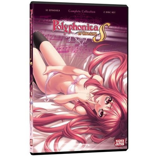 Polyphonica: Crimson S - Complete Collection